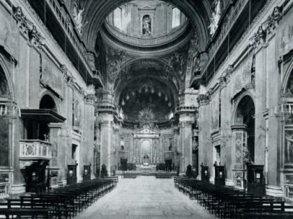Interno delle Chiesa