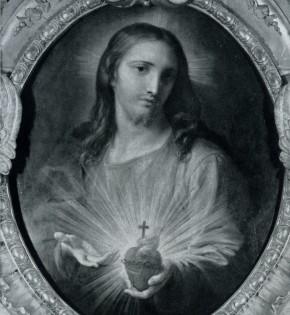 Cappella Sacro Cuore: dipinto