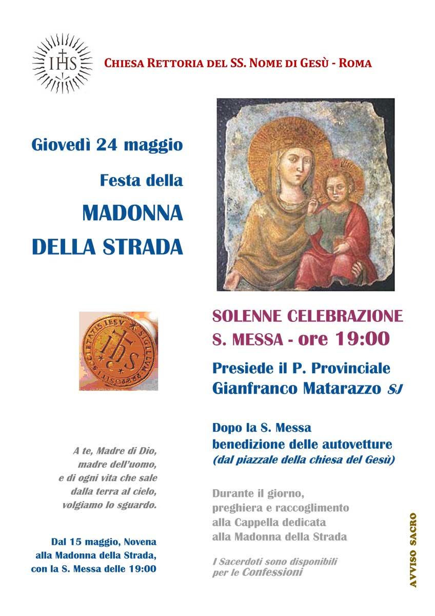 Festa della Madonna della Strada 2018