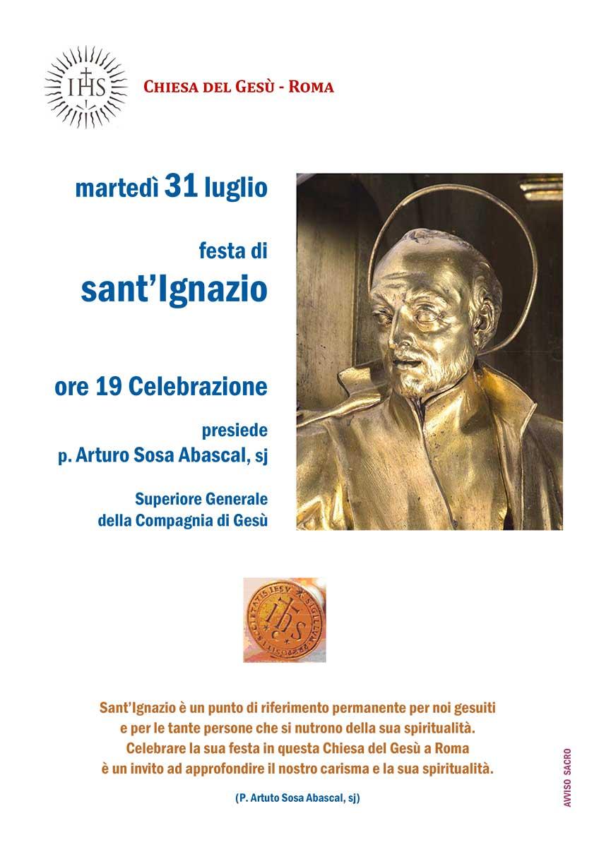 Festa Sant'Ignazio 2018