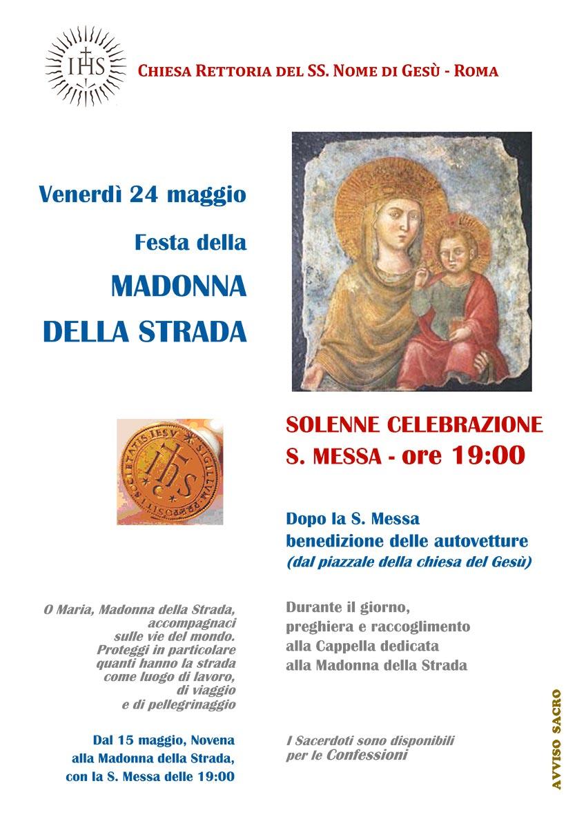 Festa della Madonna della Strada 2019