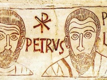 29 Giugno S. Pietro e Paolo