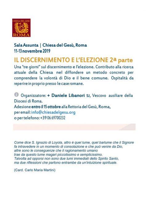 Calendario Esercizi Spirituali 2020.Home Sito Ufficiale Della Chiesa Del Gesu Roma
