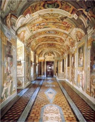 Corridoio di Andrea Pozzo