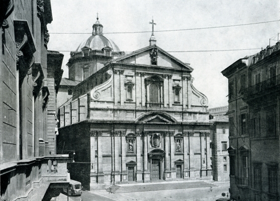 facciata chiesa del gesu